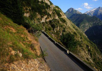 De weg naar Auris met de e-bike