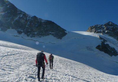 Gletsjerwandelen
