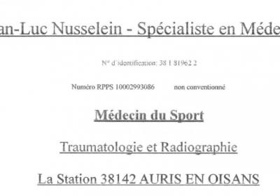 Dokter JL Nusselein