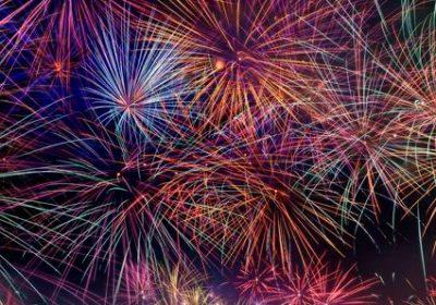 Vuurwerk van 14 juli